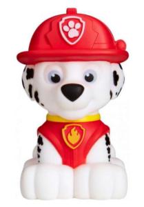 Marshall Paw Patrol lampe, Paw Patrol natlampe, Natlampe Paw Patrol Marshall, Natlamper til børn, børnenatlamper