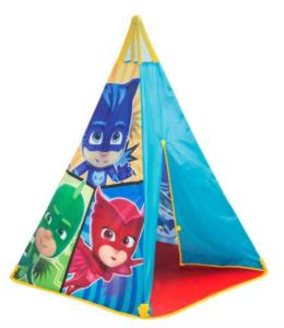 Pj mask legetelt, legetelt til drenge, legetelt til piger, gaver til 3-årige drenge, telt med PJ mask,