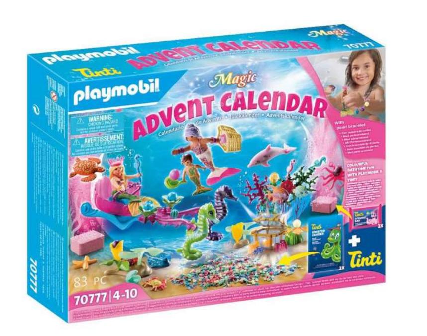 Play mobil julekalender til piger, Playmobil 2021 julekalender, julekalender til piger i 2021, anderledes julekalendere, legetøjsjulekalender til piger