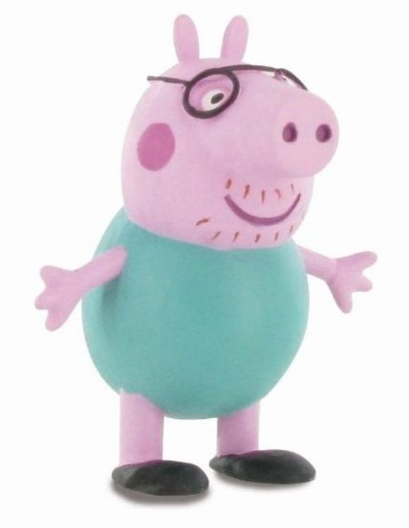 Gurli gris topfigur, tilbehør til Gurli gris kage, kage med Gurli Gris, Gurli gris fødselsdag. fødselsdag med Gurli Gris, Topfigur formet som Gurli Gris