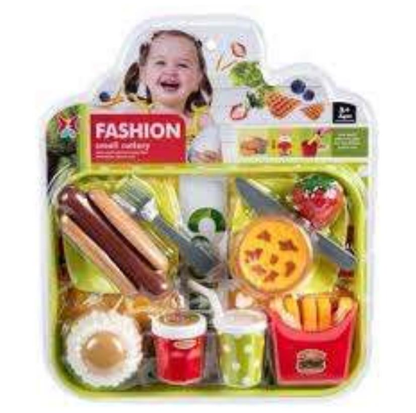 legemad med hotdog, legetøjsmad, plastik mad til børn, plastik mad