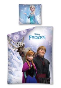Frozen sengetøj, sengetøj med Frozen, Sengetøj med Frost, Sengetøjs med anna og Elsa, Sengetøj med Anna og sven