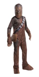 star wars, star wars kostume, kostumer med star wars, Chewbacca fra Star wars kostume, Chewbacca kostume