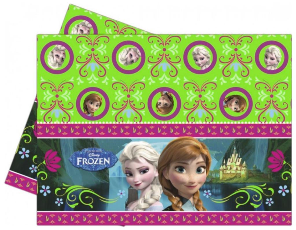 Frost dug, Frost plastik dug, dug med Frost, frost fødselsdag, børnefødselsdag med Frost, Disney prinsesse fødselsdag