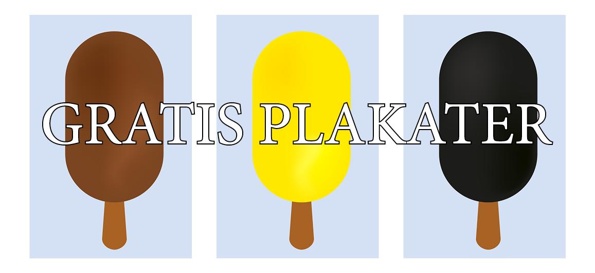 Is plakat, magnum is plakat, plakater med is, sommer is plakat, gratis plakat med is, gul is plakat, chokolade is plakat, ladkrids is plakat, plakater til børneværelset, børne plakater, plakater til børn, gratis poster til børneværelset
