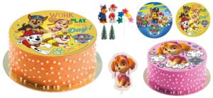 paw patrol kage, nem kage med Pawpatrol, Nem Paw patrol kage, fødselsdagskager til børn, børne fødselsdagskager, børnefødselsdags guide, guide til børnefødselsdag