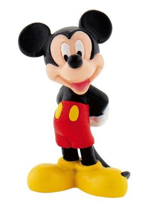 Mickey mouse topfigur, Topfigur med Mickey mouse, Disney topfigur, Topfigur til børnefødselsdag,