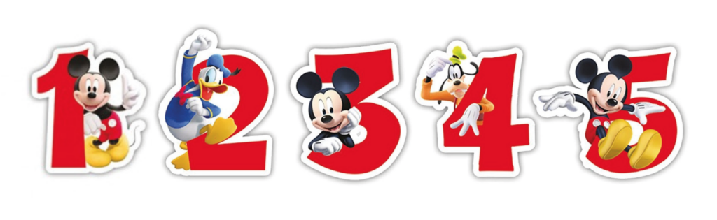 Mickey mouse kagelys, kagelys med Mickey mouse, Kagelys med Anders And, Disney kagelys, Kagelys til børnefødselsdag,