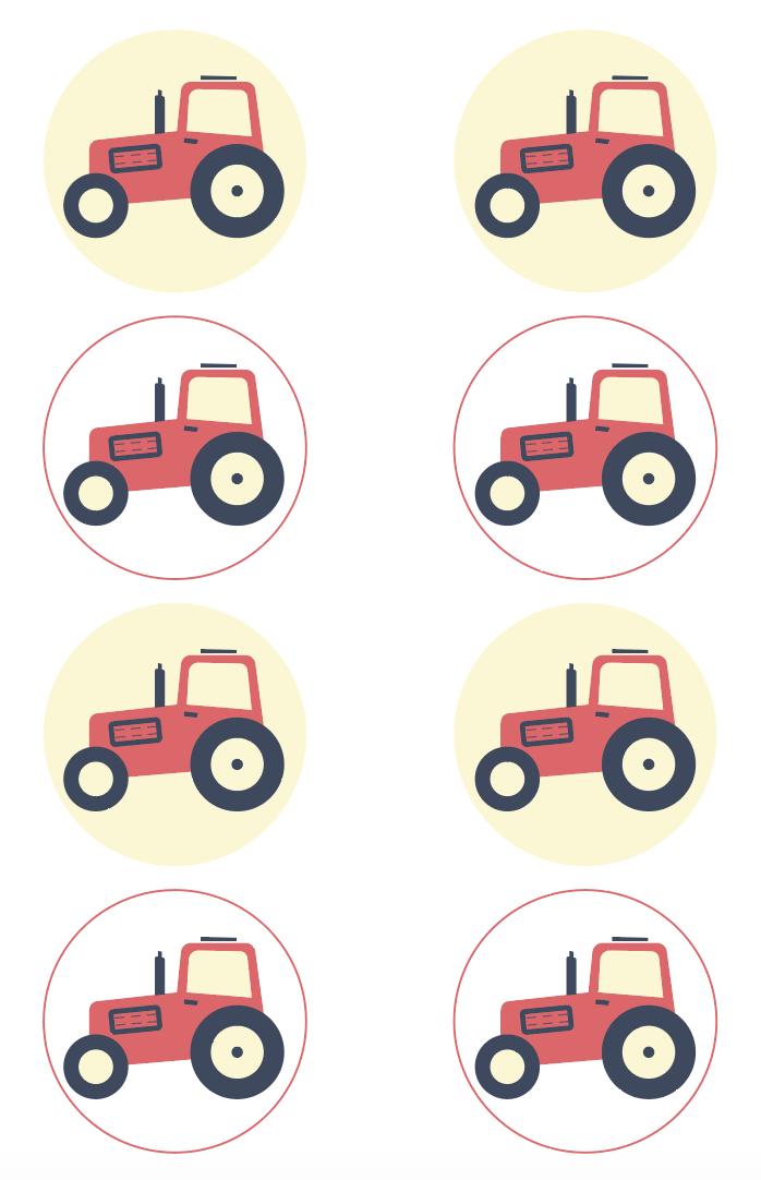 Traktor fødselsdag, Fødselsdag med Traktor tema, Fødselsdags temaer til børnefødselsdagen, Drenge fødselsdag, Gratis fødselsdagsinvitationer, Invitationer til børnefødselsdagen