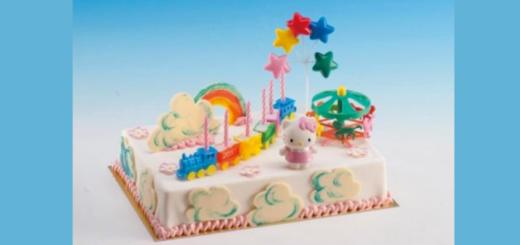 Hello Kitty kage, kage med Hello Kitty, Fødselsdag med Hello Kitty, Katte fødselsdag, pige fødselsdag, børne fødselsdag, fødselsdag for piger