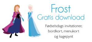Frost fødselsdag, Frozen fødselsdag, Gratis indbydelse til Frost fødselsdag, Gratis indbydelse til Frost fødselsdag, Gratis Frost fødselsdag, Fødselsdag med Frost tema, Pige fødselsdag, Børnefødselsdag, Fødselsdag for børn, Gratis bordkort til fødselsdag, Gratis kagepynt til Frost fødselsdag, Indbydelser med Elsa, Invitationer med Anna