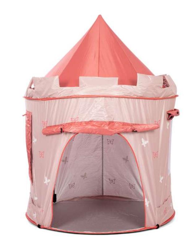 Popup telt slot, Slot popup telt, popup telt,  Udendørsaktivitet Eventyr Teltsæt, teltsæt til børn, legetelt til børn, børnetelte