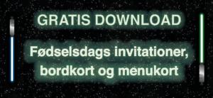 Star Wars fødselsdag, Gratis invitationer til børnefødselsdag, gratis indbydelse til børnefødseslsdag, gratis download til børnefødselsdag, Fødselsdag med Star Wars, invitation til Star Wars fødselsdag, Gratis indbydelse til Star Wars fest