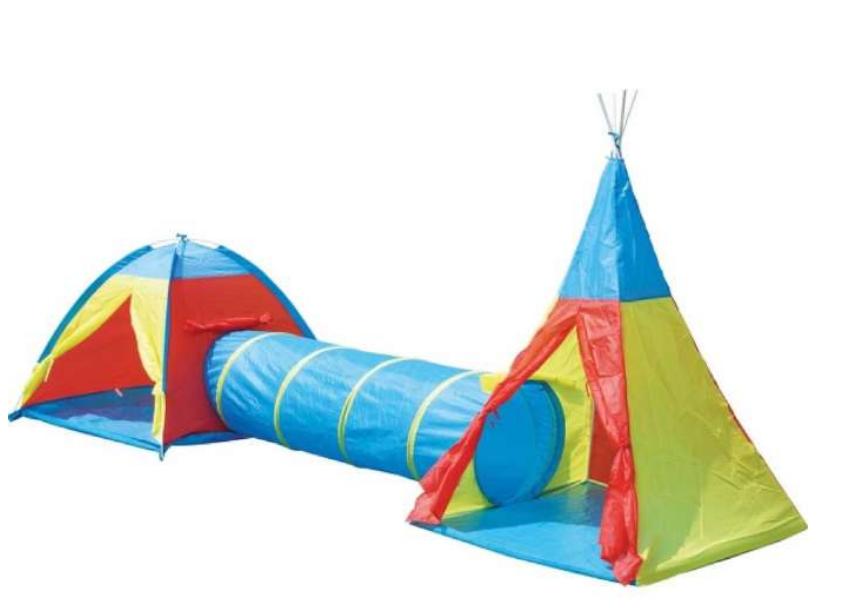 popup telt, Udendørsaktivitet Eventyr Teltsæt, teltsæt til børn, legetelt til børn, børnetelte