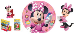 Minnie Mouse nem kage, nem Minnie Mouse kage, Minnie Mouse fødselsdag, fødselsdag med Minnie Mouse, fest med Minnie Mouse, temafest med Minnie Mouse