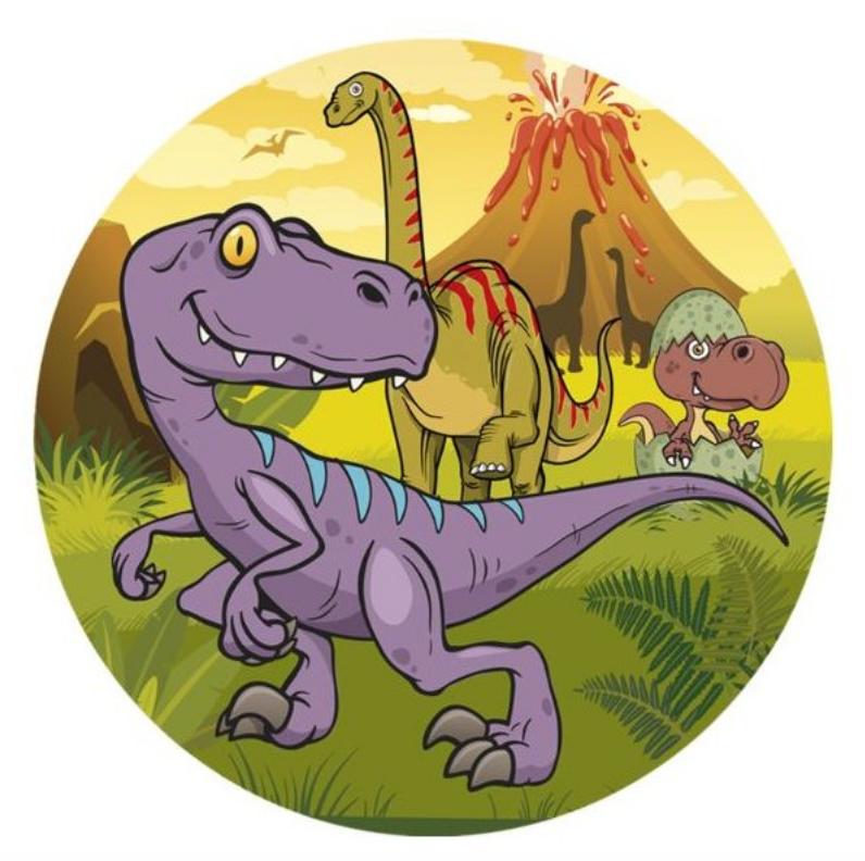 Dinosaur sukkerprint, Dinosaurer sukkerprint, sukkerprint med Dinosaurer, Dino kage, nem dino kage, fødselsdag for drenge, børne fødselsdag