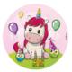 Pige fødselsdag, sukkerprint til pige fødselsdag, sukkerprint til kage, Frost kage, Enhjørning fødselsdag, Disney fødselsdag, Minnie Mouse Fødselsdag