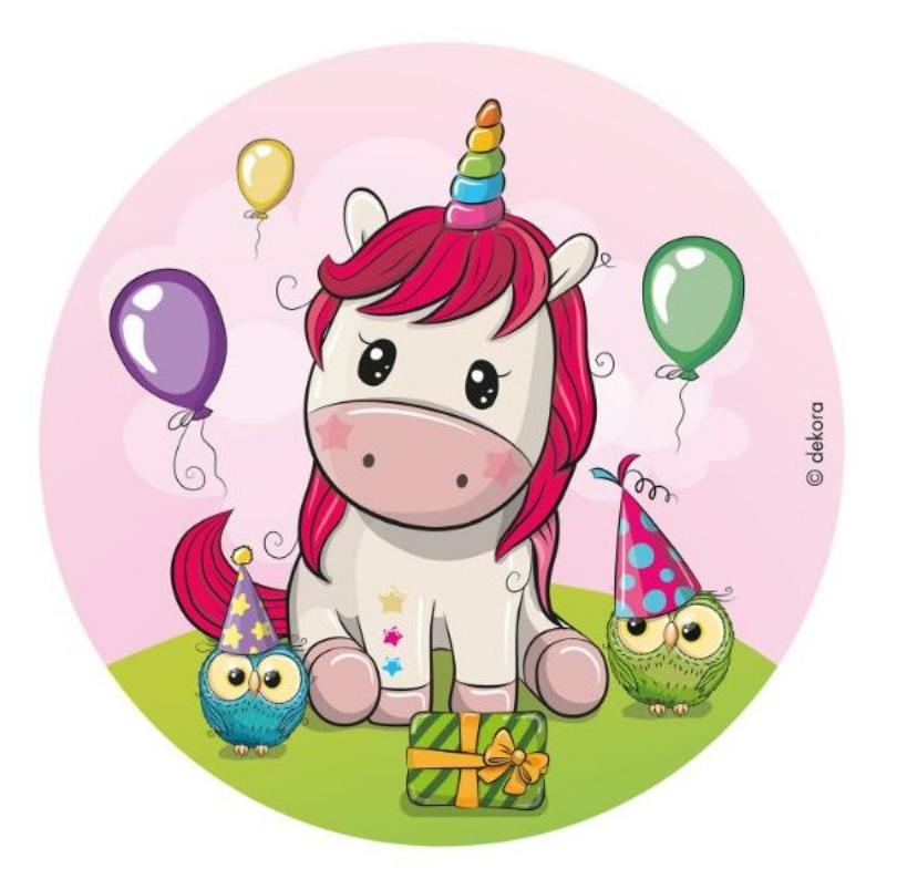 Enhjørning fødselsdag, fødselsdag for enhjørning, Enhjørning fødselsdagstema, unicorn fødselsdag, fødselsdag med enhjørning