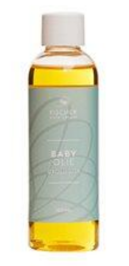 Fischer Pure Nature, økologisk babyolie, baby olie økologisk , Fischer Pure Nature olie,